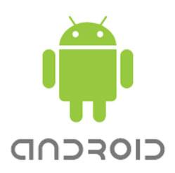 Icono para diferenciar el sistema operativo Android al momento de descargar aplicaciones