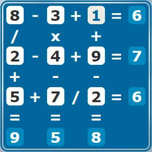 Juego de Tablero Matemático