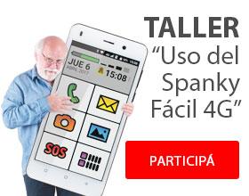 Taller EXO Spanky Fácil