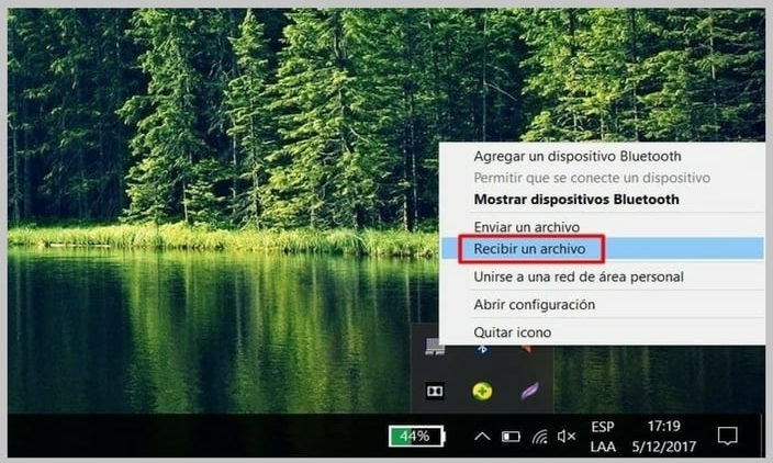 descargar fotos del celular a la pc