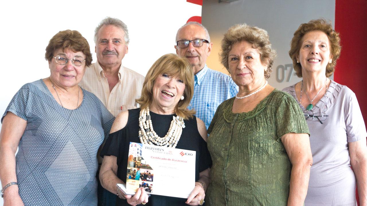 Cursos Presenciales Gratuitos Mayores Conectados