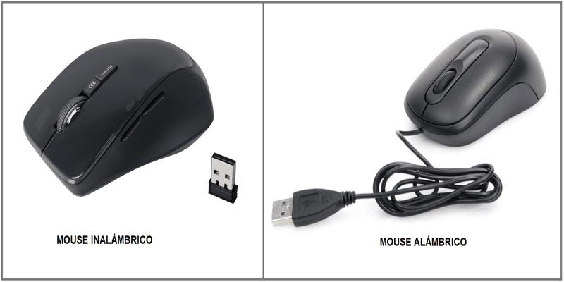 como usar el mouse