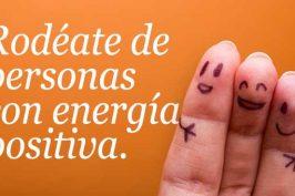 Boletín #11 Diciembre 2017 - Rodéate de personas con energía positiva