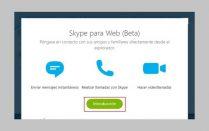 usar skype sin descargarlo