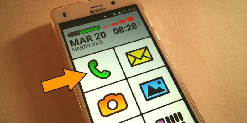 como marcar contacto como favorito celular exo spanky facil 4g