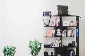 Biblioteca ordenada, tips para ordenar la casa