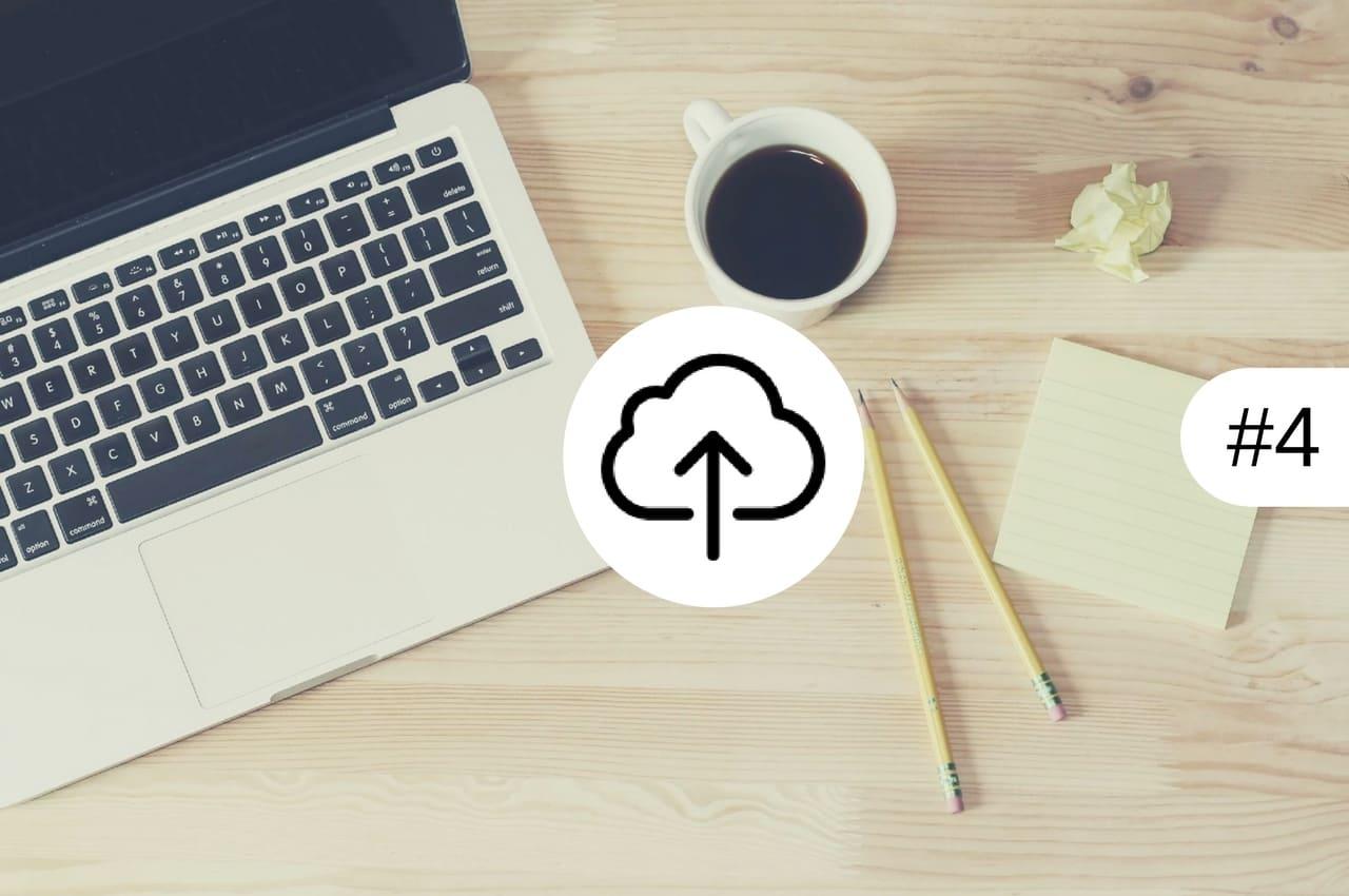 aplicaciones para almacenar en el nube en el celular