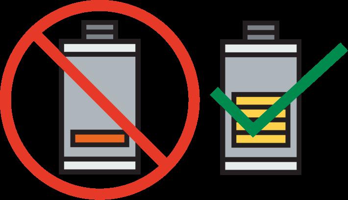 tips para ahorrar batería en el celular