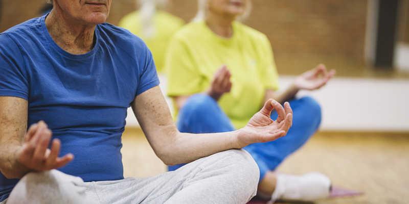 Ejercicio en los adultos que desean gozar de buena salud