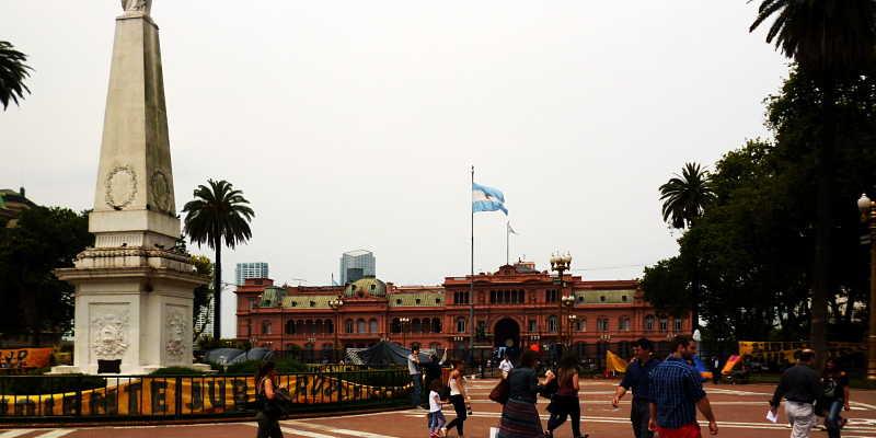imagen de plaza de mayo