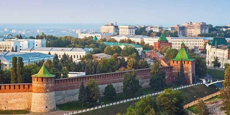 Ciudad de Nizhny Novgorod