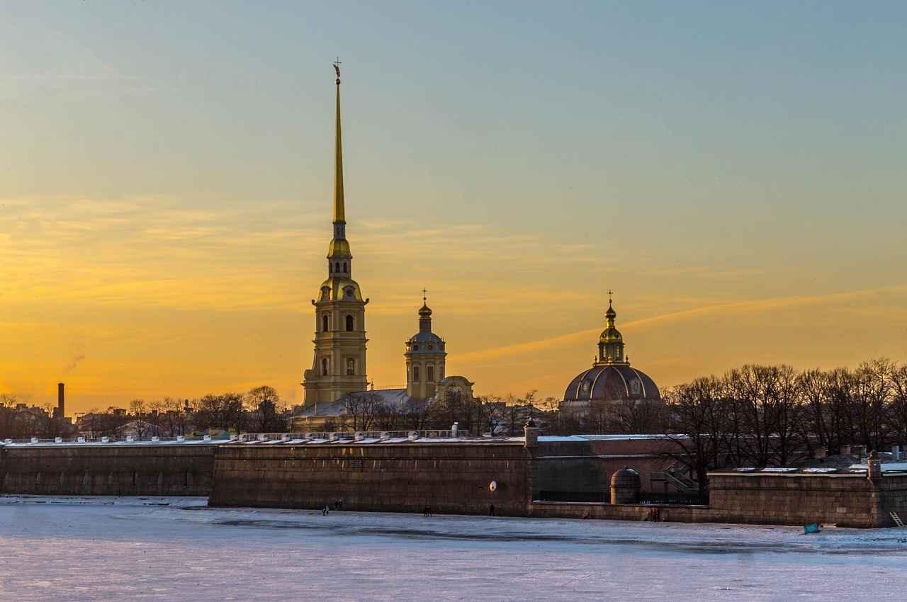 imagen de la ciudad de San Petesburgo