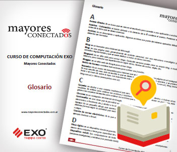 Glosario - Manuales Mayores Conectados