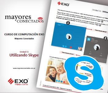 Unidad 11 Utilizando Skype - Manuales Mayores Conectados