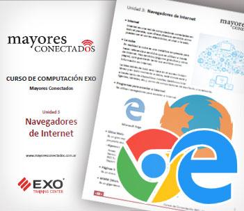 Unidad 3 Navegadores de Internet - Manuales Mayores Conectados