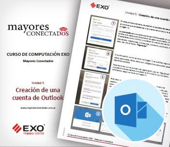 Unidad 5 Creación de una cuenta de Outlook - Manuales Mayores Conectados