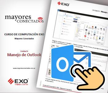 Unidad 6 Manejo de Outlook - Manuales Mayores Conectados