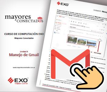 Unidad 8 Manejo de Gmail - Manuales Mayores Conectados