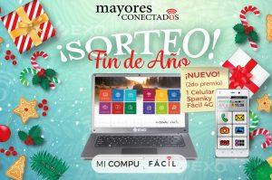 Sorteo de Fin de Año 2018 con Mayores Conectados
