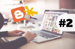 cambiar el tema blog blogger