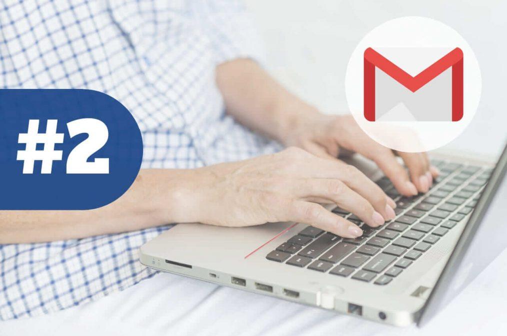 donde buscar los correos en gmail