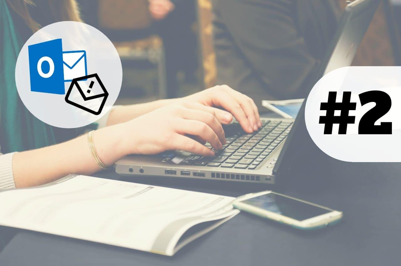gestionar correo spam outlook