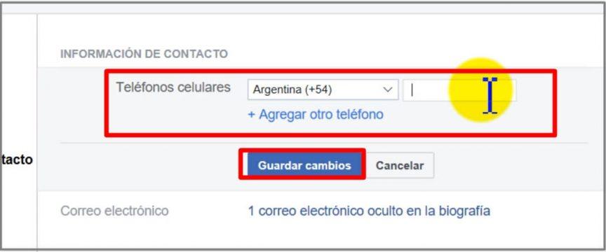 información que no debes compartir en facebook
