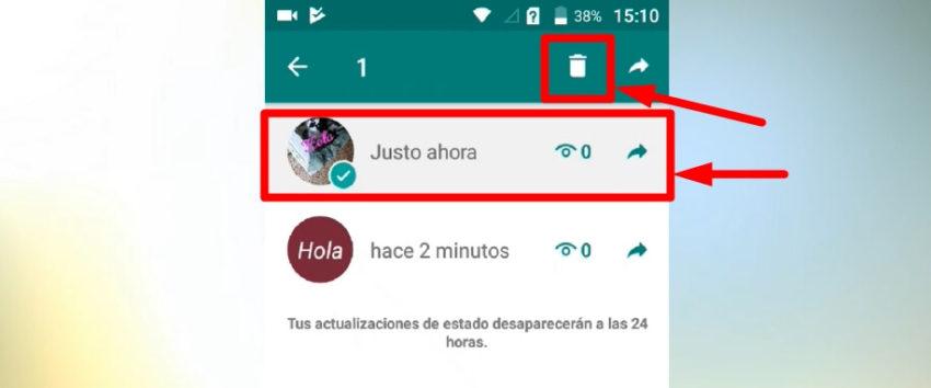 trucos estados de whatsapp