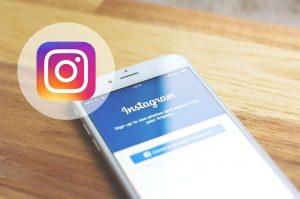 crear cuenta en instagram
