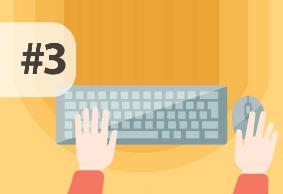 Cómo usar el teclado