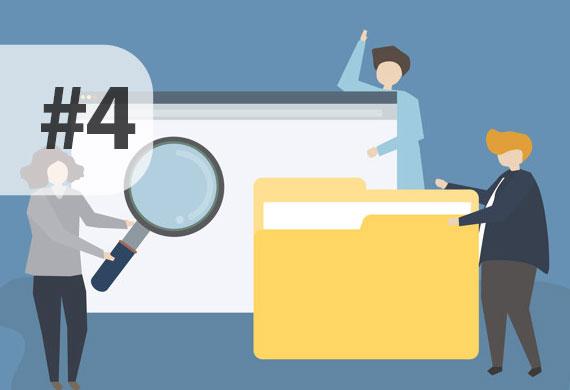 Organizar tus archivos