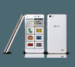 celular smartphone Spanky Facil 4G EXO