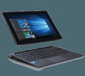 netbook o computadora portátil y tablet EXO