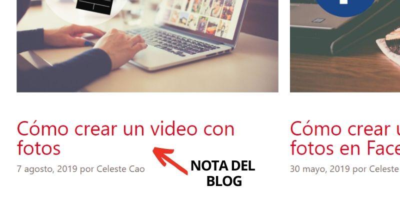 diferencia entre blog y boletin