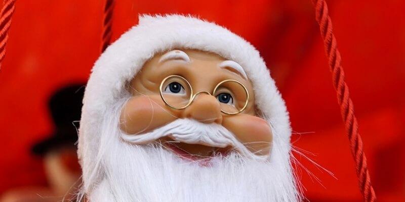 Cuál es la verdadera historia de Papá Noel