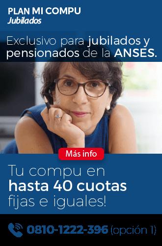 Plan Mi Compu Jubilados ANSES