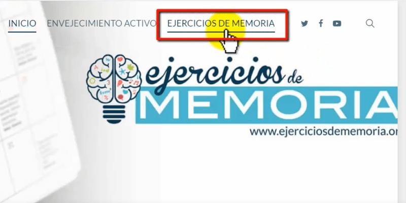 ejercicios para la memoria