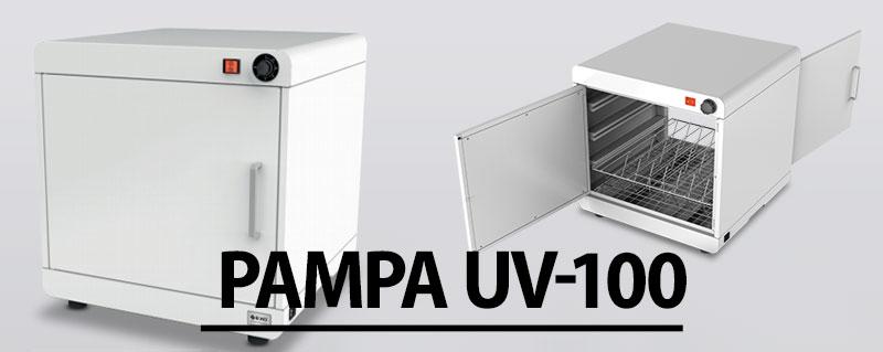 Cámara Germicida UVGI EXO PAMPA UV-100