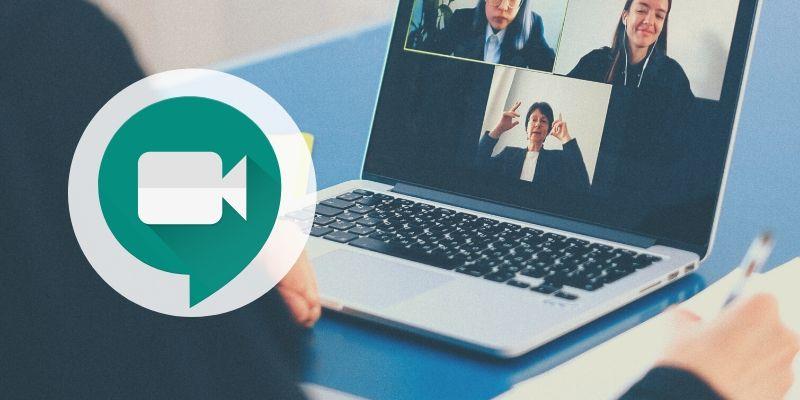 ¿Cómo usar Google Meet?