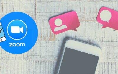 Cómo usar Zoom en el celular