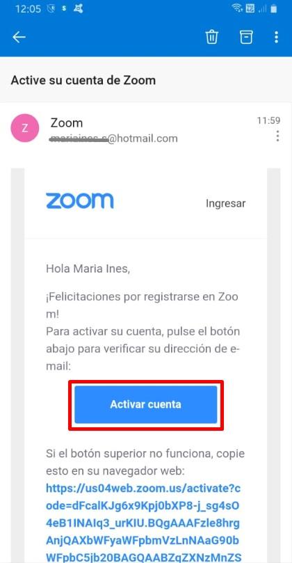 como usar zoom en el celular