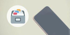 buscar archivos en el celular