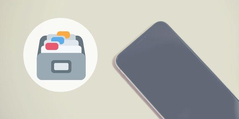 Cómo buscar archivos en el celular