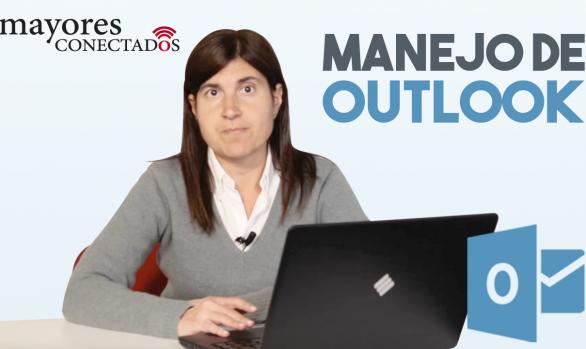 ¿Cómo manejar el correo electrónico de Outlook?