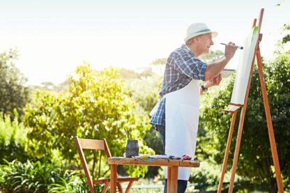 Boletín #1 Julio 2017 - Ser un adulto mayor saludable y felíz