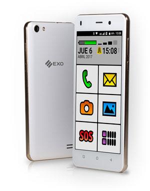 Smartphone Spanky Fácil 4G