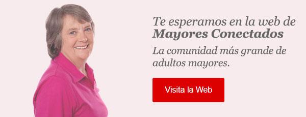 Visita la web de Mayores Conectados