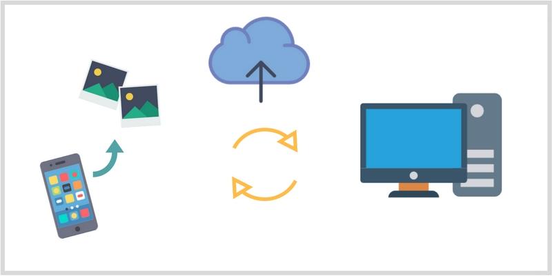 aplicaciones para almacenar en la nube para el celular