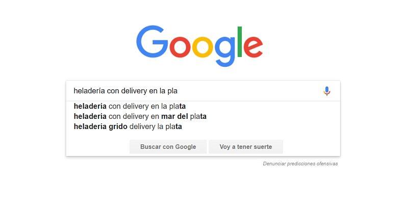 cómo buscar en Google lo que deseo obtener