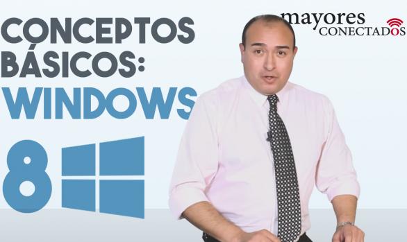Conceptos básicos de Windows 8